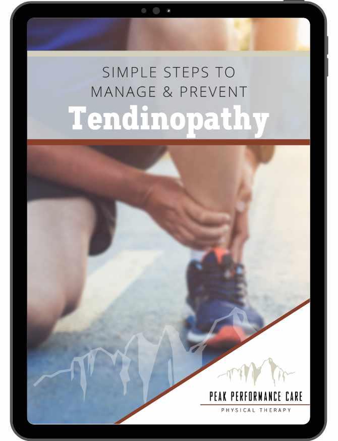 Tendinopathy guide